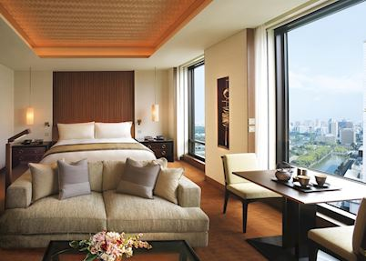 Park View room, Peninsula