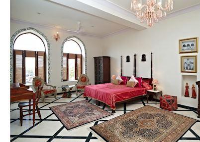 Super Deluxe room, Fort Barli, Barli