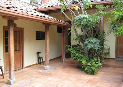 Hotel Abadia Colonial, Bogota