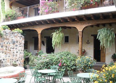 Hotel Meson de Maria, Antigua