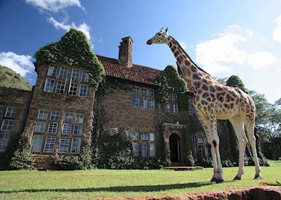 Giraffe Manor, Nairobi