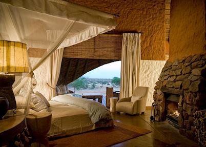 Motse suite, Motse Camp, Tswalu Kalahari Reserve