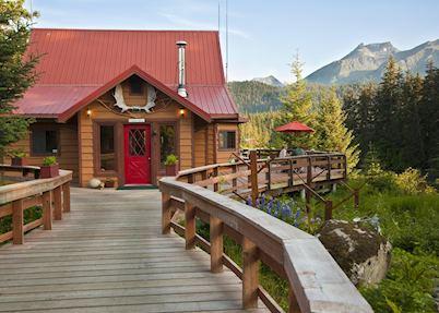 Tutka Bay Wilderness Lodge