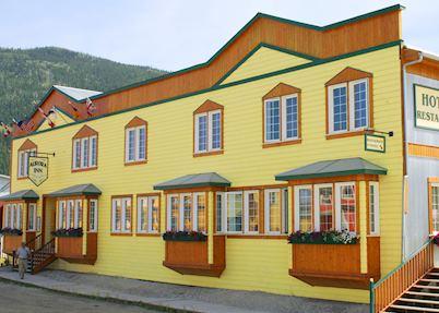 The Aurora Inn, Dawson City