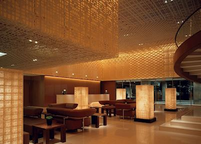 Lobby, Hyatt Regency