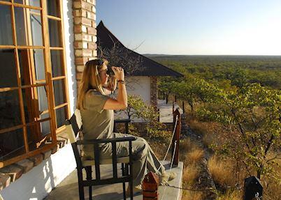 Etosha Safari Lodge, Etosha National Park