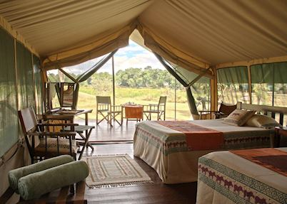 Little Governors' Camp, Masai Mara