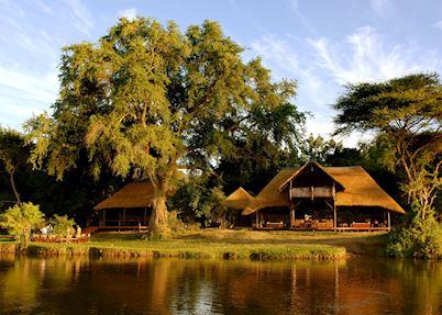 Chiawa Camp, Lower Zambezi National Park