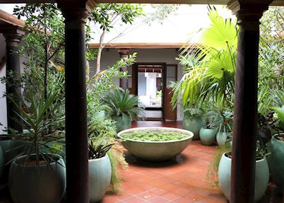 Maison Perumal, Pondicherry