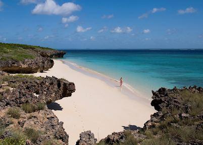 A beach near to Nuarro