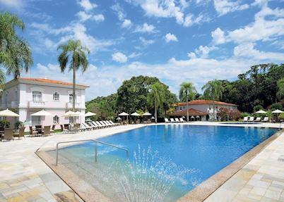 Das Cataratas Hotel, Iguacu