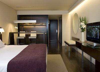 Superior room, Hotel Madero, Buenos Aires