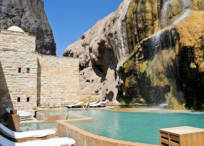 Ma'In Hot Springs, Ma'In