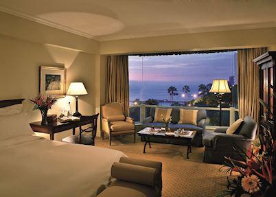 Ocean view room, Miraflores Park Hotel, Lima