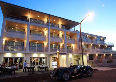 Crown Hotel, Napier & Hawke's Bay