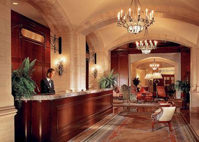 Fairmont Hotel Macdonald Lobby, Edmonton