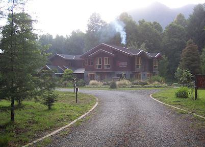 Hotel Landhaus, San Sebastian, Pucon