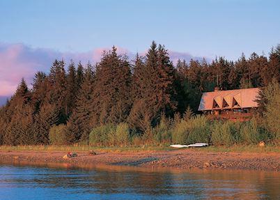 Glacier Bay Lodge, Gustavus