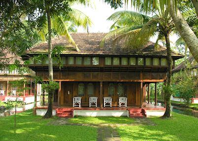 Heritage Mansion, Coconut Lagoon Resort, Kumarakom