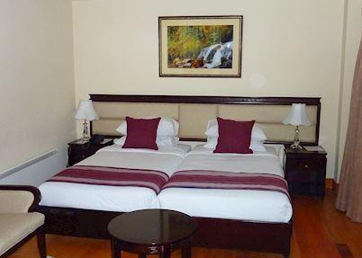 Deluxe room, Hotel Kisa