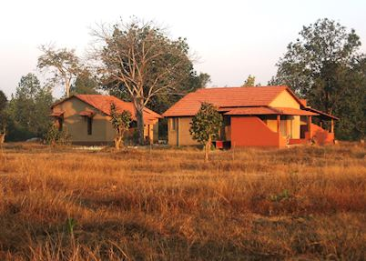 Forsyth's Lodge, Satpura National Park
