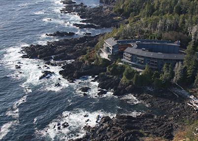Black Rock Oceanfront Resort, Ucluelet