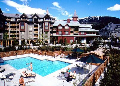 Delta Hotels by Marriott Whistler Village Suites, Whistler