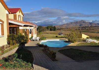 Betsileo Country Lodge, Ambalavao