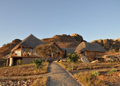 Satrana Lodge, Isalo National Park