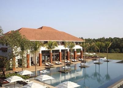 Alila Diwa, Majorda, South beaches, Goa