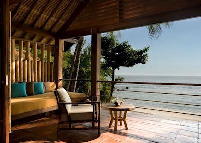 Ananda beach front suite, Jeeva Klui, Senggigi