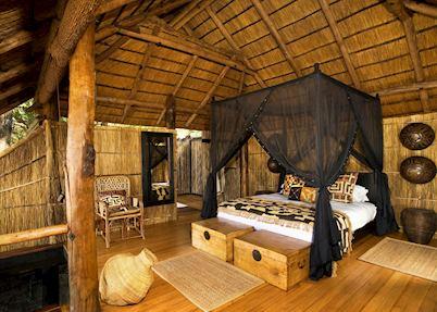 Chamilandu Bushcamp, South Luangwa National Park