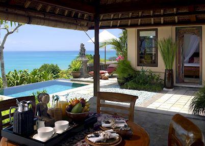 Deluxe Oceanview Villa, The Four Seasons, Jimbaran