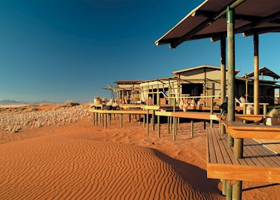 Wolwedans Dune Lodge, NamibRand Nature Reserve