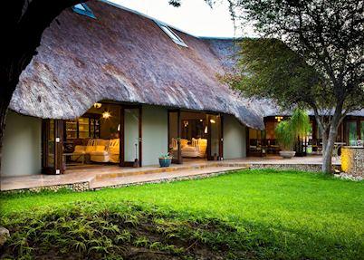 Mushara Lodge, Etosha National Park