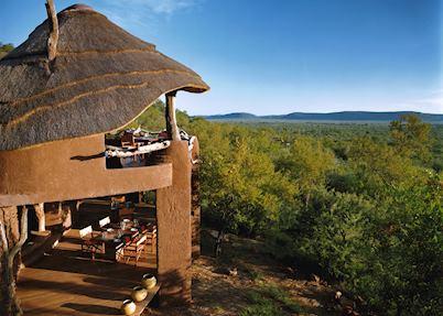 Madikwe Safari Lodge, Madikwe Game Reserve