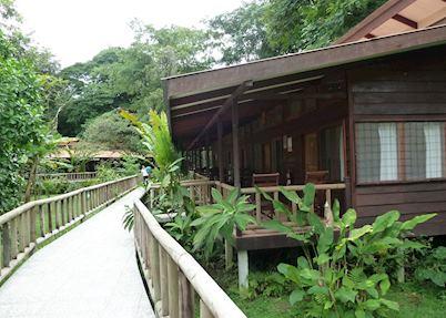 Evergreen Lodge, Tortuguero National Park