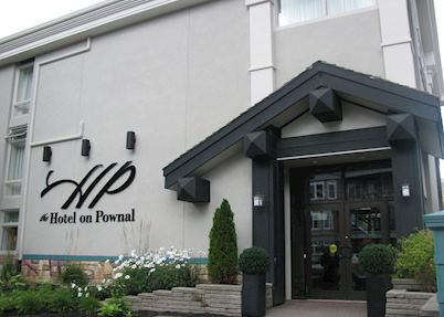 The Hotel on Pownal, Charlottetown