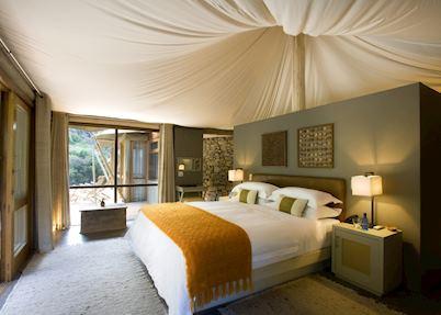 Dwyka Tented Lodge, Sanbona Game Reserve
