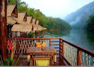 The Float House, Kanchanaburi