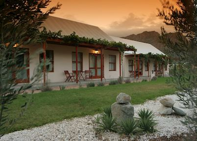 Mimosa Lodge, Montagu