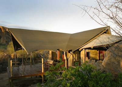 Erongo Wilderness Lodge, Central Highlands