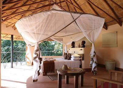 A room at Tongole