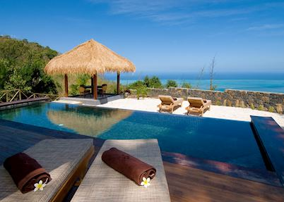 Sea View Pool Suite, Lakaz Chamarel, Mauritius West Coast