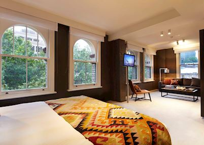 Studio suite, Harbour Rocks Hotel, Sydney