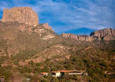 Chisos Mountains Lodge, Big Bend National Park