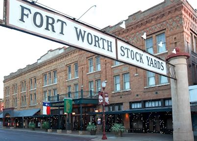 Stockyards Hotel, Fort Worth