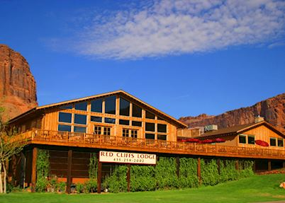 Red Cliffs Lodge, Moab