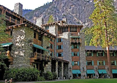 Majestic Yosemite Hotel (formerly the Ahwahnee), Yosemite National Park
