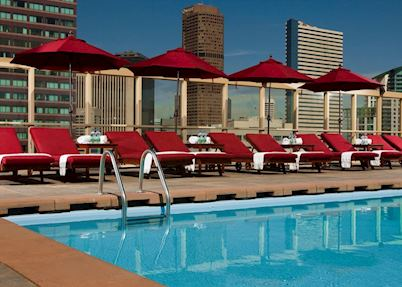 Warwick Denver Hotel, Denver